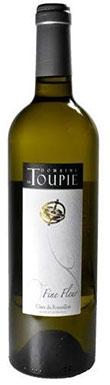 Domaine La Toupie, Côtes du Roussillon, Fine Fleur, 2014