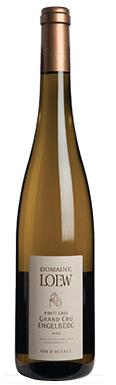 Domaine Loew, Pinot Gris, Engelberg, Grand Cru, Alsace, 2016