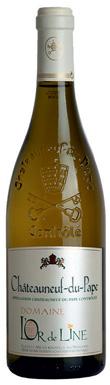 Domaine l'Or de Line, Tradition Blanc, Châteauneuf-du-Pape