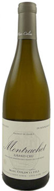 Domaine Marc Colin, Montrachet Grand Cru, Burgundy, 2016
