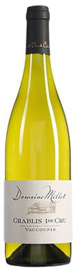 Domaine Millet, Chablis, Vaucoupin 1er Cru, Burgundy, 2014