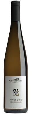 Paul Ginglinger, Les Prélats Pinot Gris, Alsace, 2013