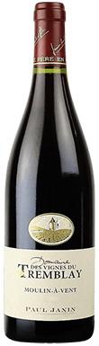 Domaine Paul Janin & Fils, Vignes de Tremblay, Beaujolais