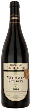 Domaine Rochette, Beaujolais, Morgon, Côte de Py, 2014
