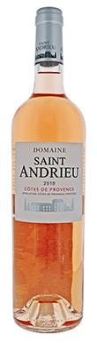 Domaine Saint Andrieu, Côtes de Provence, Provence, 2019