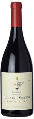 Domain Serene, Willamette Valley, Yamhill Cuvée Pinot Noir,