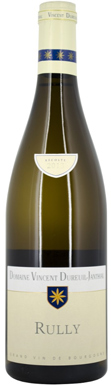 Domaine Vincent Dureuil-Janthial, Rully, Burgundy, 2015