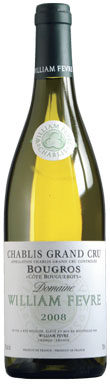 Domaine William Fèvre, Chablis, Burgundy, France, 2008