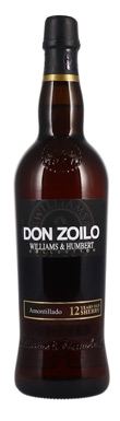 Williams & Humbert, Don Zoilo Collection Dry Amontillado 12