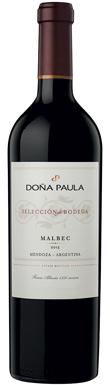Doña Paula, Selección de Bodega Malbec, Mendoza, 2015