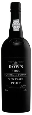 Dow's, Port, Quinta do Bomfim, Douro, Portugal, 1999