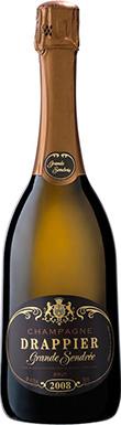 Drappier, Grande Sendrée Brut, Champagne, France, 2008