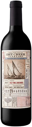 Dry Creek Vineyard, Old Vine Zinfandel, Sonoma County, Dry