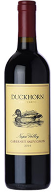 Duckhorn, Cabernet Sauvignon, Napa Valley, California, 2014