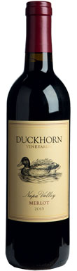 Duckhorn, Merlot, Napa Valley, California, USA, 2015