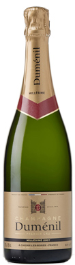 Duménil, Brut, 1er Cru, Champagne, France, 2007