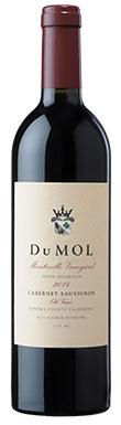 DuMOL, Montecillo Vineyard Old Vine Cabernet Sauvignon