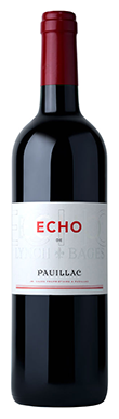 Château Lynch-Bages, Echo de Lynch-Bages, Pauillac, 2018