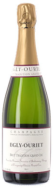 Egly-Ouriet, Tradition Grand Cru Brut, Champagne, France