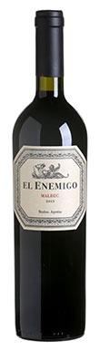 Bodega Aleanna, El Enemigo Malbec, Uco Valley, Gualtallary