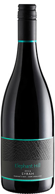 Elephant Hill, Syrah, Hawke's Bay, New Zealand, 2015