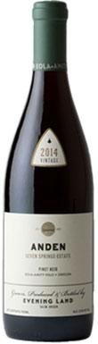 J. Christopher, Charlie's Vineyard Pinot Noir, Willamette