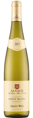 Ernest Wein, Pinot Bianco, Alsazia, Francia, 2018