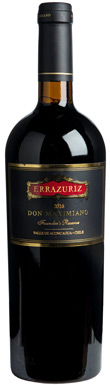 Errazuriz, Don Maximiano Founder's Reserve, 2016