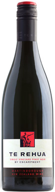 Escarpment, Te Rehua Pinot Noir, Martinborough, 2006