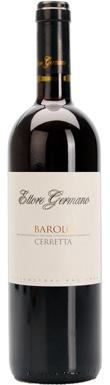 Ettore Germano, Cerretta, Barolo, Serralunga d'Alba, 2010