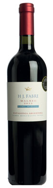 Fabre Montmayou, HJ Fabre Barrel Selection Malbec, 2015