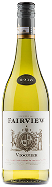 Fairview, Viognier, Paarl, South Africa, 2018