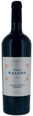 Familia Traversa Winery, Viña Salort Reserva Syrah-Tannat