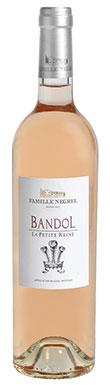 Famille Negrel, Bandol, La Petite Reine, Provence, 2015