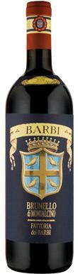 Fattoria dei Barbi, Brunello di Montalcino, Tuscany, 2004