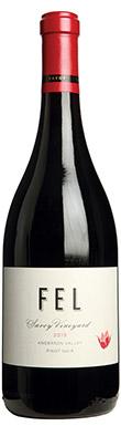 FEL, Savoy Vineyard Pinot Noir, Mendocino County, Anderson