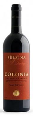 Fèlsina, Colonia, Chianti, Classico, Tuscany, Italy, 2009