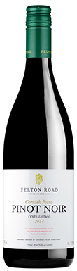 Felton Road, Cornish Point Pinot Noir, Central Otago, 2014