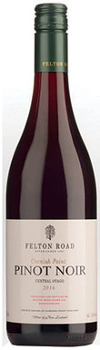 Felton Road, Cornish Point Pinot Noir, Bannockburn, 2016