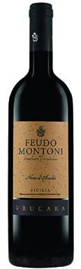Feudo Montoni, Vrucara Nero d'Avola, Sicilia, Sicily, 2012