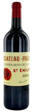 Château Figeac, St-Émilion, 1er Grand Cru Classé B, 2008
