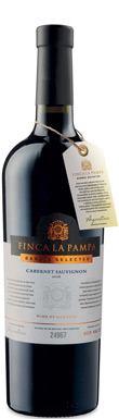 Finca La Pampa, Cabernet Sauvignon, Mendoza, Argentina, 2016