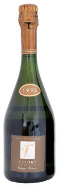 Fleury, Cépages Blancs, Champagne, France, 1992