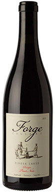 Forge Cellars, Pinot Noir, New York State, USA, 2017