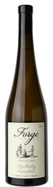 Forge Cellars, Breakneck Creek Vineyard Dry Riesling, Seneca