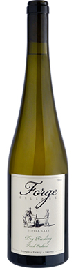 Forge Cellars, Peach Orchard Vineyard Dry Riesling, Seneca