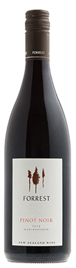 Forrest, Pinot Noir, Marlborough, New Zealand, 2013