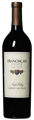 Franciscan Estate, Napa Valley, Cabernet Sauvignon, 2012