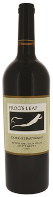 Frog's Leap, Estate Grown Cabernet Sauvignon, Napa Valley