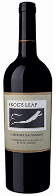 Frog's Leap, Napa Valley, Rutherford, Estate Grown Cabernet